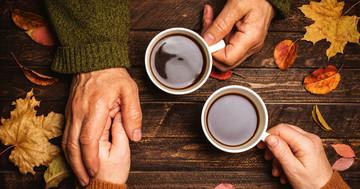 コーヒーで認知症がわずかに改善