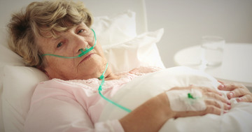 「誤嚥性肺炎」絶食治療による悪影響?の写真