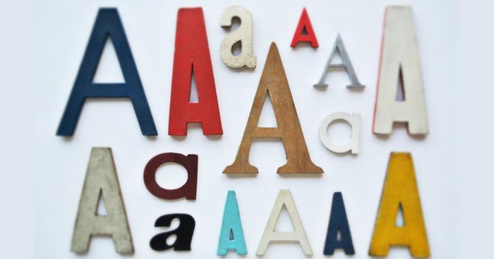 失語症だとある文字の形が読みにくいの写真