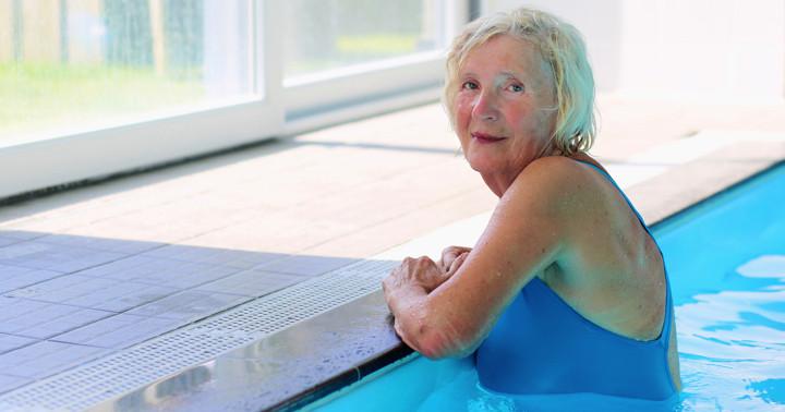 変形性股関節症の痛みは運動療法で良くなる?の写真
