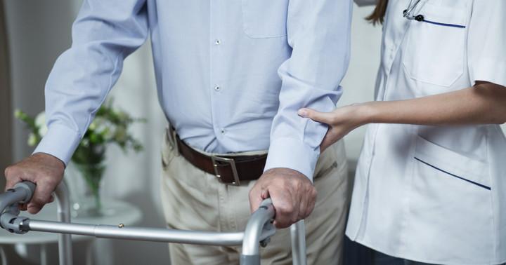 運動によりパーキンソン病患者の転倒を防げるか?の写真
