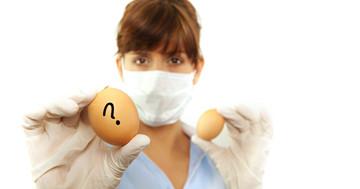 卵アレルギーの人がインフルエンザワクチンを接種しても大丈夫なのか の写真