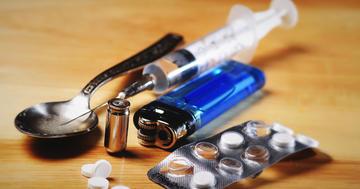 日本生まれの薬物も、薬物乱用における覚せい剤についての写真