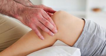 膝の前十字靭帯を損傷した人の筋力はどれぐらいのペースで回復するか? の写真