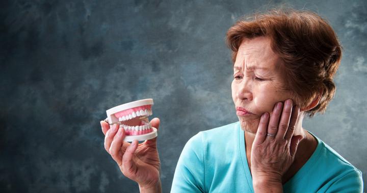 歯を失った人は脳卒中になりやすいの写真