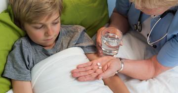 子供の双極性障害にアセナピン の写真
