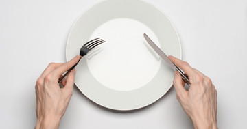神経性無食欲症患者への再摂食へのアプローチの写真