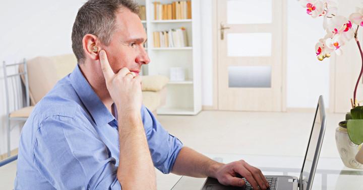 聴覚障害に対する遠隔リハビリの効果は?の写真