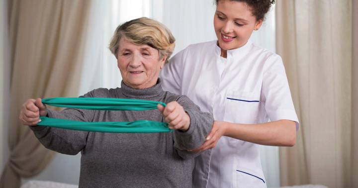 がん患者に対する運動療法の効果とは? の写真