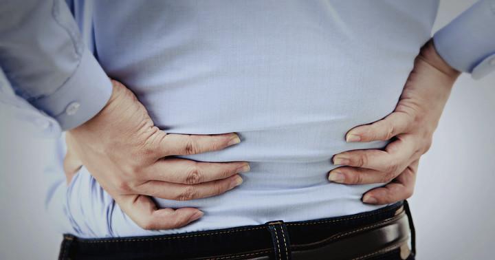 腰痛症から仕事に復帰することに、職種が関係している? の写真