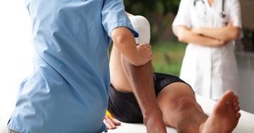 膝関節と股関節の手術後のリハビリはどこで行うことが良いか? の写真