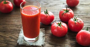 トマトジュースでコレステロール値が改善?の写真