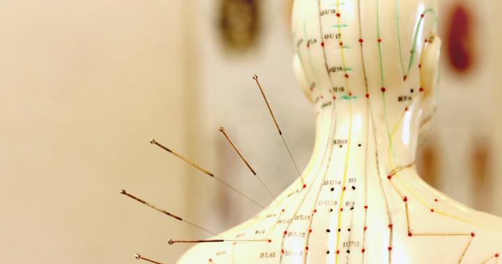 鍼で起こりうる医療事故の写真
