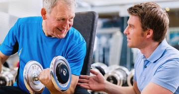 高強度の運動ほどがん患者のモチベーションは下がりにくいの写真