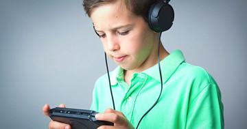 ADHDにはゲームリハビリが有効の写真