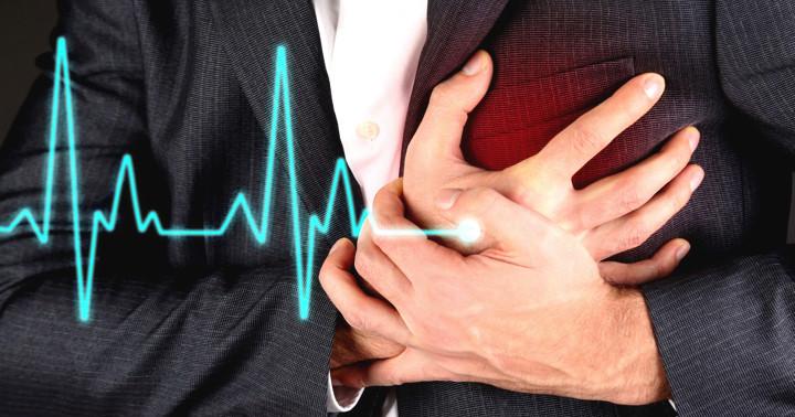 突然の心停止、患者さんの50%に前兆があったの写真