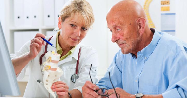 認知行動療法をベースにしたリハビリが腰の手術を受けた患者に効果的の写真