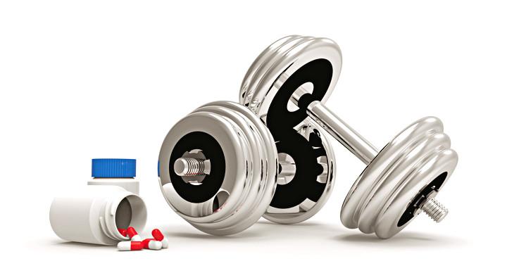 運動は薬の代わりになる?の写真