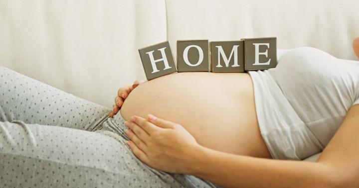 病院以外での出産のリスクは?の写真