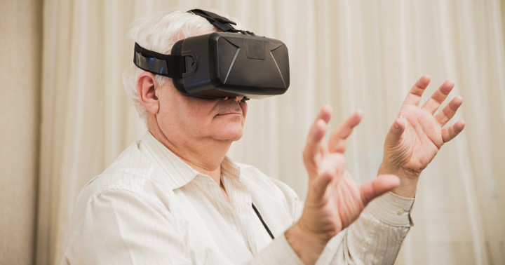 脳卒中後にゲームを行うと上肢の動きが改善する?の写真