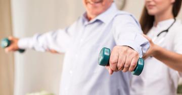 心臓リハビリで急性冠症候群のあとのQOLを改善の写真
