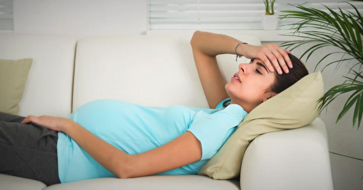 顔が赤くなるだけじゃない!「りんご病」のウイルスが妊娠中の異常の原因にの写真
