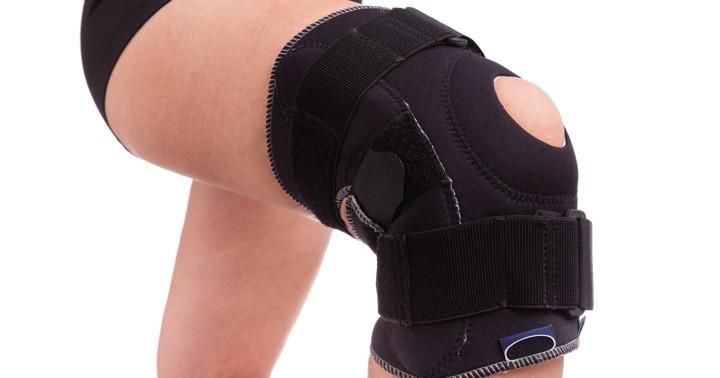 変形性膝関節症で膝の痛みにサポーターは効くか?の写真