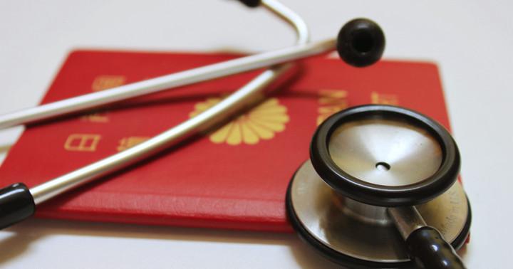 海外で入院になったら?英語能力と回復の関係の写真