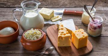 乳製品を食べると脳卒中の予防になる?の写真