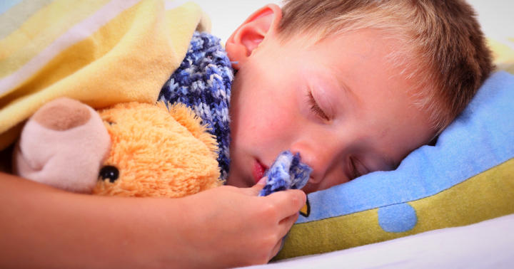 幼児に発熱とけいれん、7%が急死した「エンテロウイルス71」の症状と経過の写真