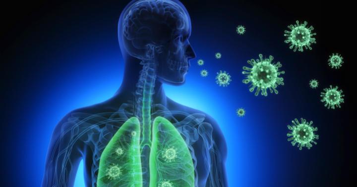 インフルエンザB型のウイルスが広がる時期は症状と一致しないの写真