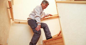 変形性膝関節症のリハビリにはどんな方法がある?の写真