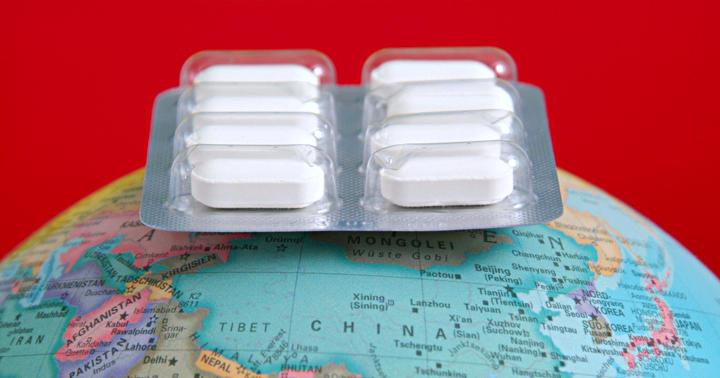 外国で販売中止になった薬もここでは売られているの写真