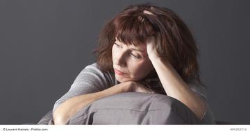 閉経が近づくと頭痛がよく起こるの写真