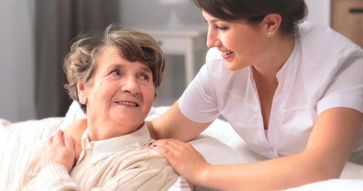 家庭で行う健康プログラムで子宮頸がん手術後の生活の質が改善!の写真