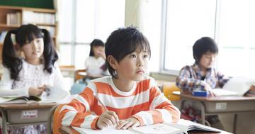 花粉症体質、日本の小学生にはどれぐらい多いのか?の写真