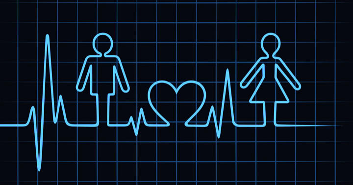 脈が不揃いな「心房細動」の死亡リスクに男女差はあるのか?の写真