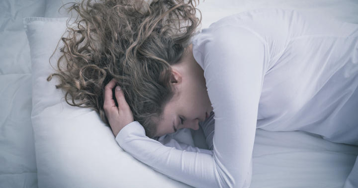 女性の睡眠障害は2型糖尿病のリスクの写真