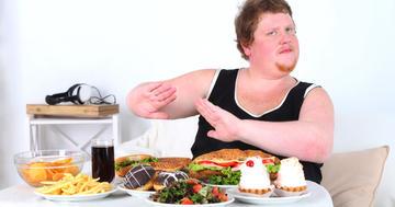 むちゃ食いを減らした4つの治療法の写真