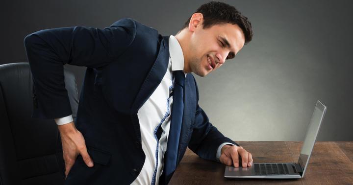 腰痛を予防するのに最も効果的な方法とは?の写真