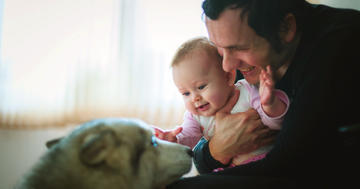 赤ちゃんが生まれるとき、家にペットがいるとアレルギーの心配はある?の写真 (C) Hanna - Fotolia.com
