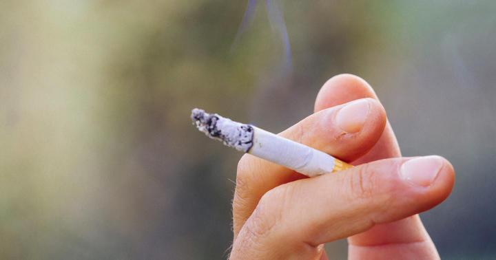 親がタバコを吸っていると子供のアレルギーが増える?の写真