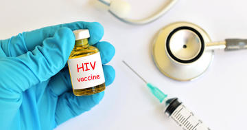 HIVの新しいワクチンを開発、その作用は?の写真