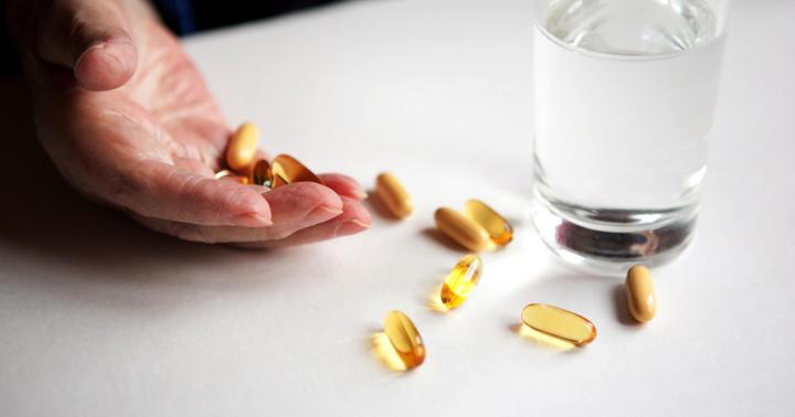 ビタミンDを沢山取ったら転びやすくなる?の写真