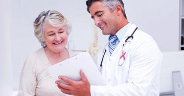 乳がんの手術のあと、回復が早かった人の特徴の写真