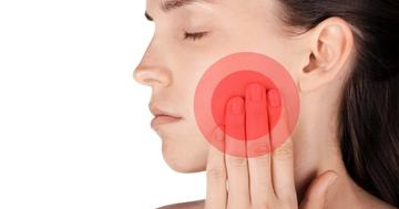 顎関節症はマッサージで痛み改善?家庭でできる治療法について紹介の写真