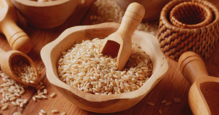 玄米などの全粒穀物をたくさん食べると心筋梗塞のリスクが減るか?の写真