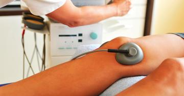 変形性膝関節症の痛みがパルス電磁場治療で軽減の写真