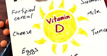 少量・短期間のビタミンD摂取でも喘息に有効?の写真