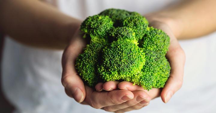 ブロッコリーが脂肪肝を防ぐ?の写真